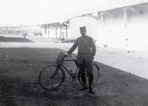 Joseph Miquel, 121ème régiment territorial d'infanterie
