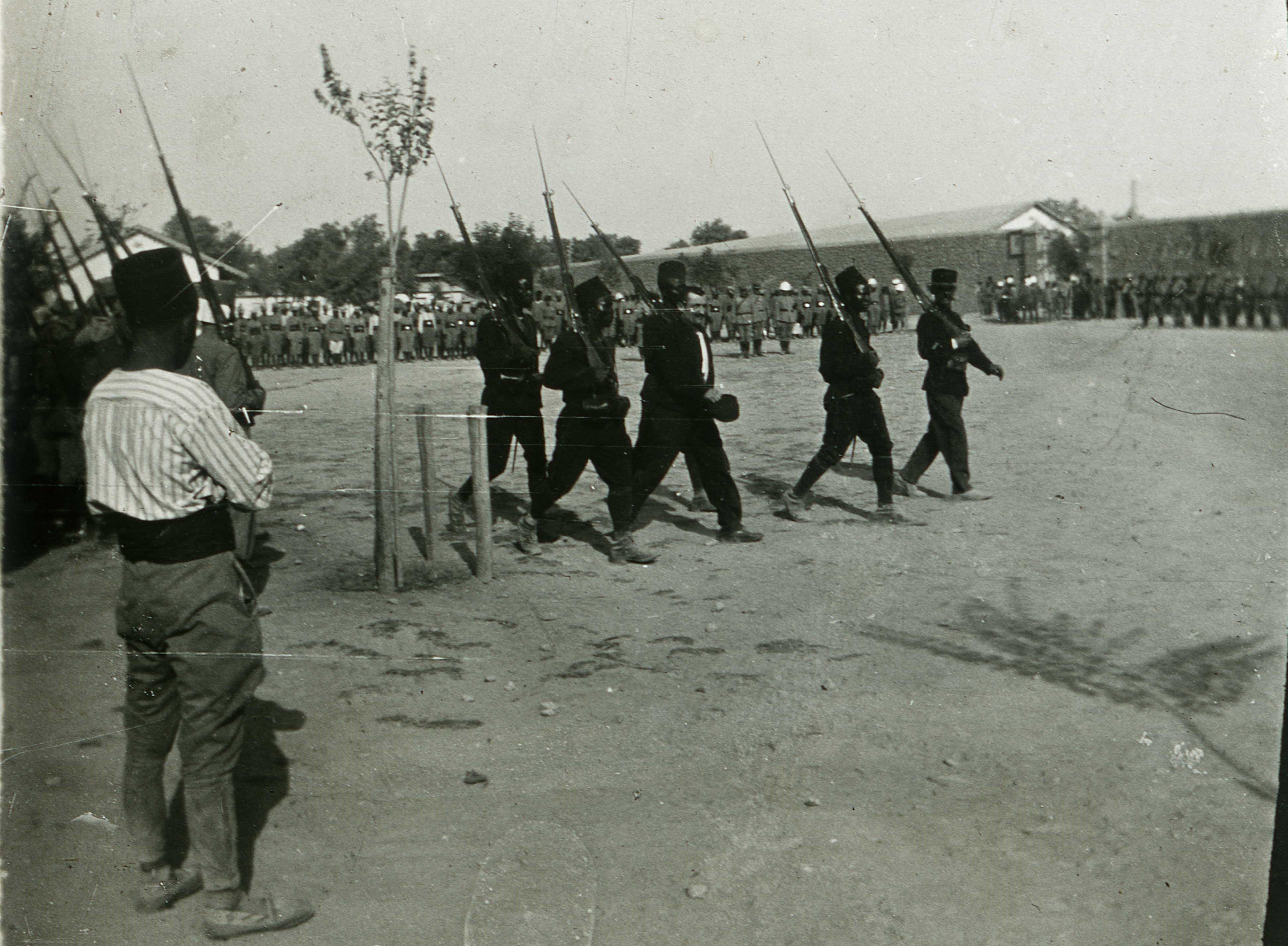 condamnation à perpétuité désertion en temps de guerre