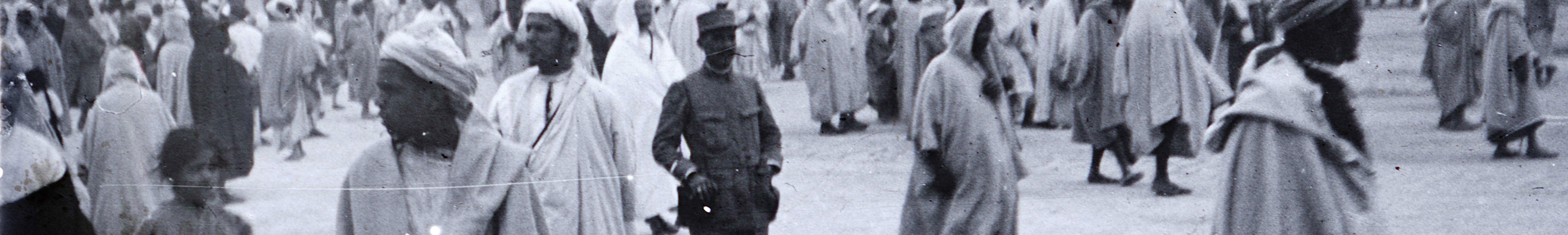 Maroc 1914-1916