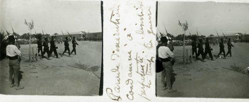 exécution 1914-1918 condamnation à perpétuité désertion en temps de guerre Maroc