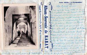 carte lettre