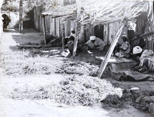 Fabricants de bâts, Maroc, artisanat (2)