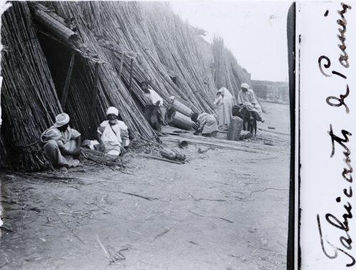 Fabricants de paniers (1)