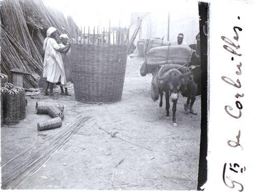 Fabrication de corbeilles (1)
