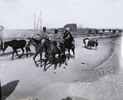 Route de Meknès à Fez - Maroc