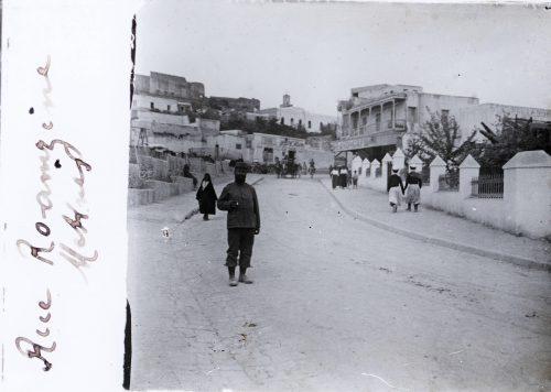 Rue Roamzine - meknès (1)