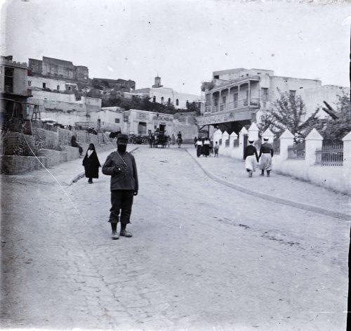 Rue Roamzine - Meknès Maroc- Photo © Joseph Miquel