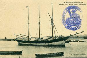 Maroc Rabat 1914