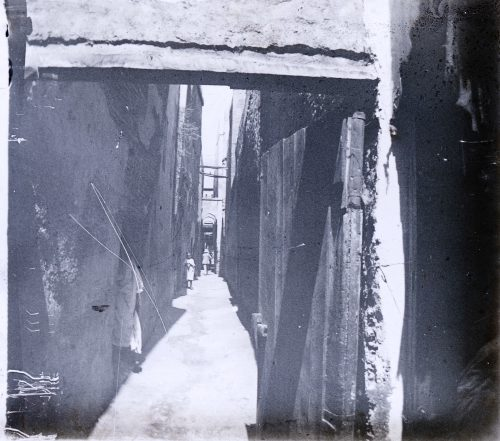 Une rue de Fez (2)