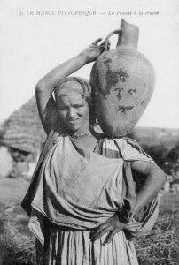 La femme à la cruche