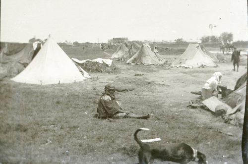 sans titre, Habitations marocains, tentes (2)