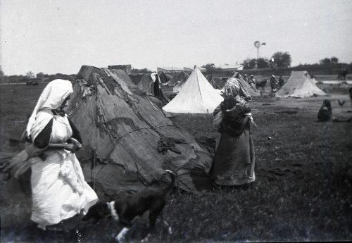 sans titre, Habitations marocains, tentes femmes (2)