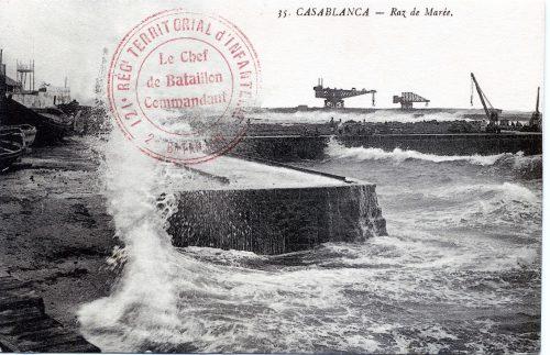 Casablanca - Raz de marée