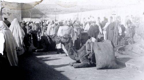 Maroc Marché aux céréales - Photo © Joseph Miquel