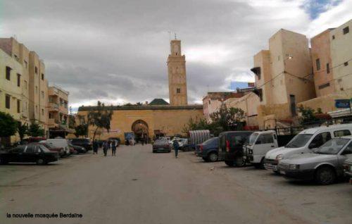 nouvelle mosquée Berdaïne 2014