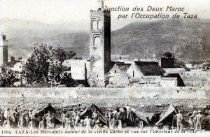 Carte postale Maroc 1914