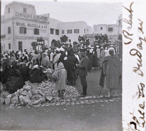 Place des Oudayas, Rabat (1)