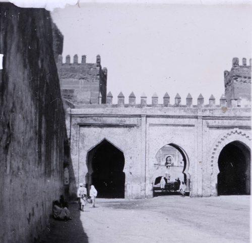 Maroc porte