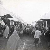 Une rue de Rabat - Maroc 1916