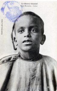 Carte postale Maroc 1915